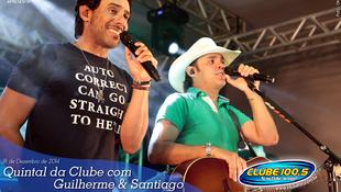 Foto Quintal da Clube com Guilherme & Santiago 95