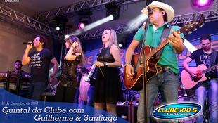 Foto Quintal da Clube com Guilherme & Santiago 96