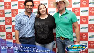 Foto Quintal da Clube com Guilherme & Santiago 97