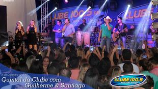 Foto Quintal da Clube com Guilherme & Santiago 98