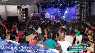 Foto Quintal da Clube com Guilherme & Santiago 99
