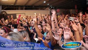 Foto Quintal da Clube com Guilherme & Santiago 101