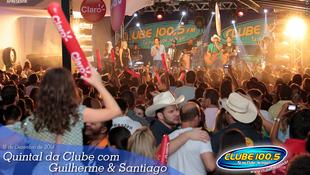 Foto Quintal da Clube com Guilherme & Santiago 102