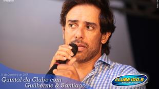 Foto Quintal da Clube com Guilherme & Santiago 105