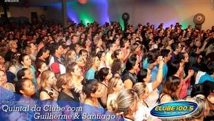 Foto Quintal da Clube com Guilherme & Santiago 106
