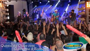 Foto Quintal da Clube com Guilherme & Santiago 107