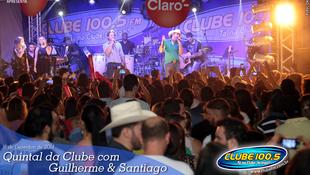 Foto Quintal da Clube com Guilherme & Santiago 110