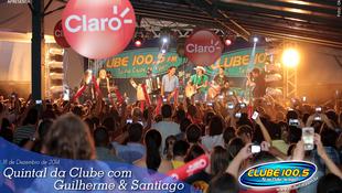 Foto Quintal da Clube com Guilherme & Santiago 111