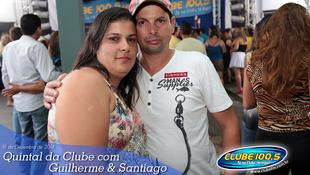 Foto Quintal da Clube com Guilherme & Santiago 112