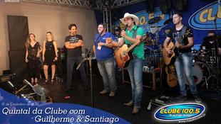 Foto Quintal da Clube com Guilherme & Santiago 113