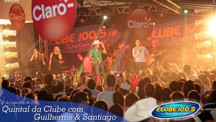 Foto Quintal da Clube com Guilherme & Santiago 114