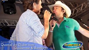 Foto Quintal da Clube com Guilherme & Santiago 115