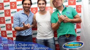 Foto Quintal da Clube com Guilherme & Santiago 119