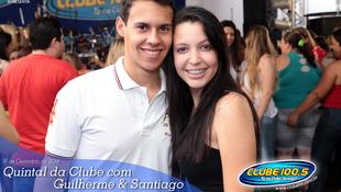 Foto Quintal da Clube com Guilherme & Santiago 120