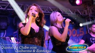 Foto Quintal da Clube com Guilherme & Santiago 121