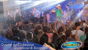 Foto Quintal da Clube com Guilherme & Santiago 122