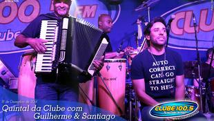 Foto Quintal da Clube com Guilherme & Santiago 123