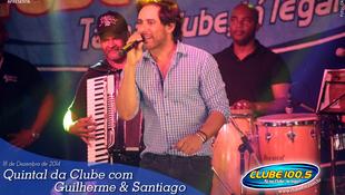 Foto Quintal da Clube com Guilherme & Santiago 124