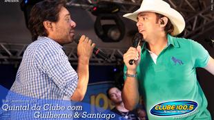 Foto Quintal da Clube com Guilherme & Santiago 125