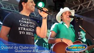 Foto Quintal da Clube com Guilherme & Santiago 126