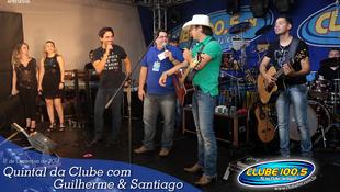 Foto Quintal da Clube com Guilherme & Santiago 130
