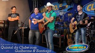 Foto Quintal da Clube com Guilherme & Santiago 131