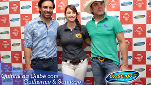 Foto Quintal da Clube com Guilherme & Santiago 134