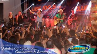 Foto Quintal da Clube com Guilherme & Santiago 135