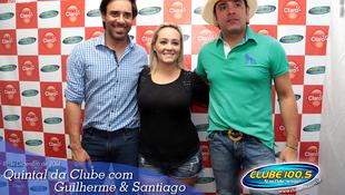 Foto Quintal da Clube com Guilherme & Santiago 138