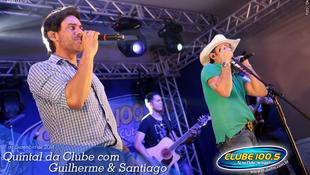 Foto Quintal da Clube com Guilherme & Santiago 140