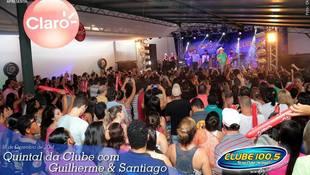 Foto Quintal da Clube com Guilherme & Santiago 141