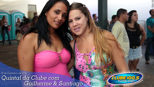 Foto Quintal da Clube com Guilherme & Santiago 142