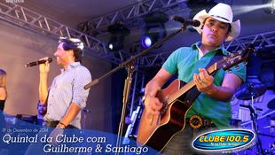 Foto Quintal da Clube com Guilherme & Santiago 145