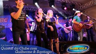 Foto Quintal da Clube com Guilherme & Santiago 147