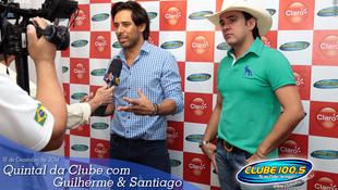 Foto Quintal da Clube com Guilherme & Santiago 148