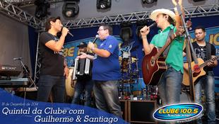 Foto Quintal da Clube com Guilherme & Santiago 150