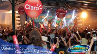 Foto Quintal da Clube com Guilherme & Santiago 153