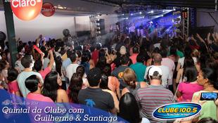 Foto Quintal da Clube com Guilherme & Santiago 154
