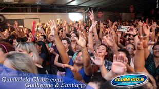 Foto Quintal da Clube com Guilherme & Santiago 156