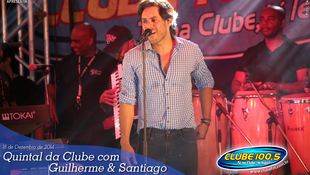 Foto Quintal da Clube com Guilherme & Santiago 157