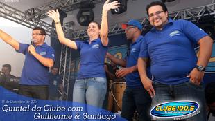 Foto Quintal da Clube com Guilherme & Santiago 158
