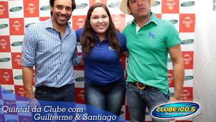 Foto Quintal da Clube com Guilherme & Santiago 159