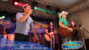 Foto Quintal da Clube com Guilherme & Santiago 160