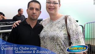 Foto Quintal da Clube com Guilherme & Santiago 163