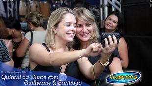 Foto Quintal da Clube com Guilherme & Santiago 168