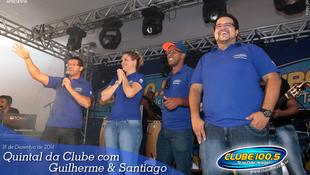 Foto Quintal da Clube com Guilherme & Santiago 169