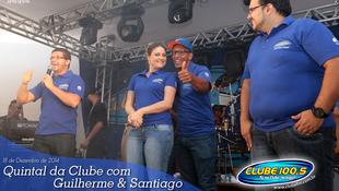 Foto Quintal da Clube com Guilherme & Santiago 170