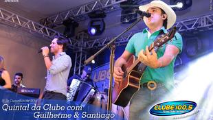 Foto Quintal da Clube com Guilherme & Santiago 171