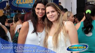 Foto Quintal da Clube com Guilherme & Santiago 174