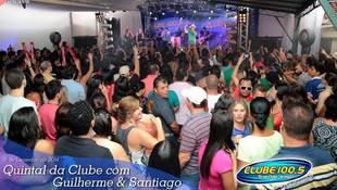 Foto Quintal da Clube com Guilherme & Santiago 177